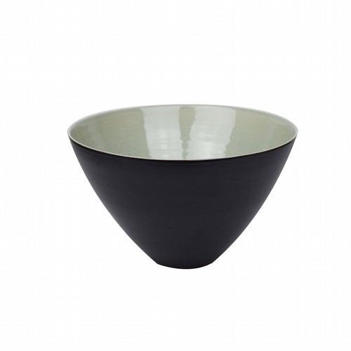 Conical Bowl - Small - Pearl Grey